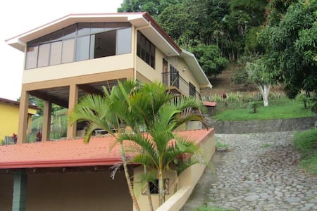 PALMARES Cozy house with GREAT VIEW