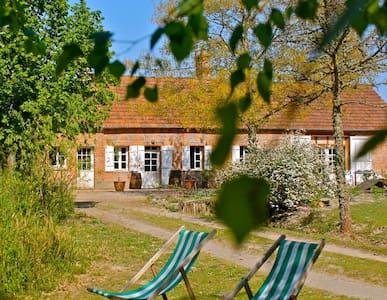 Gite en Sologne - Huis