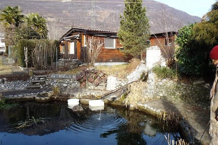 Ferienhaus Maria Ticino-Landschaft - Capanna
