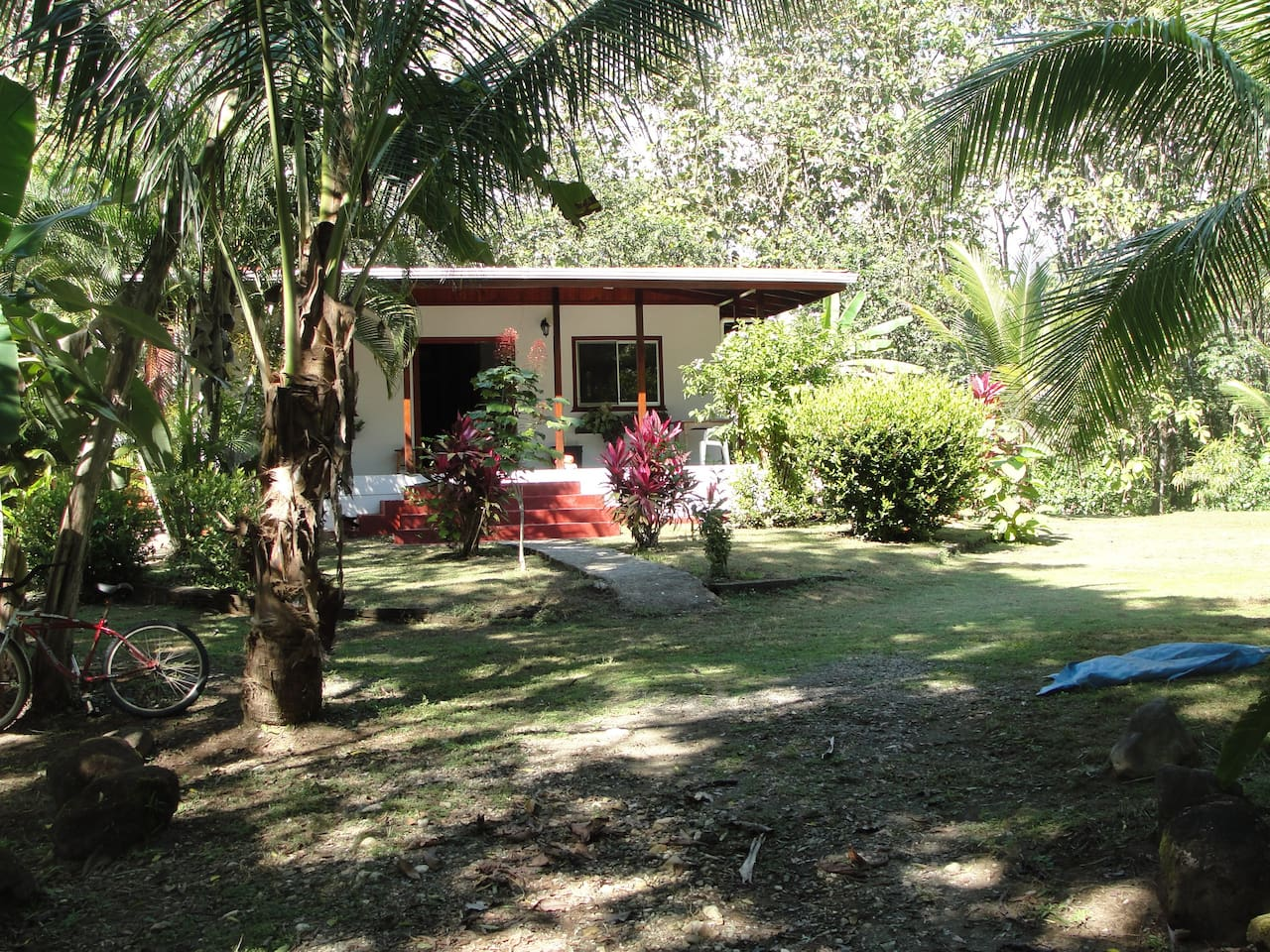 Jungle beach house in costa rica houses for rent in for Costa rica rental houses