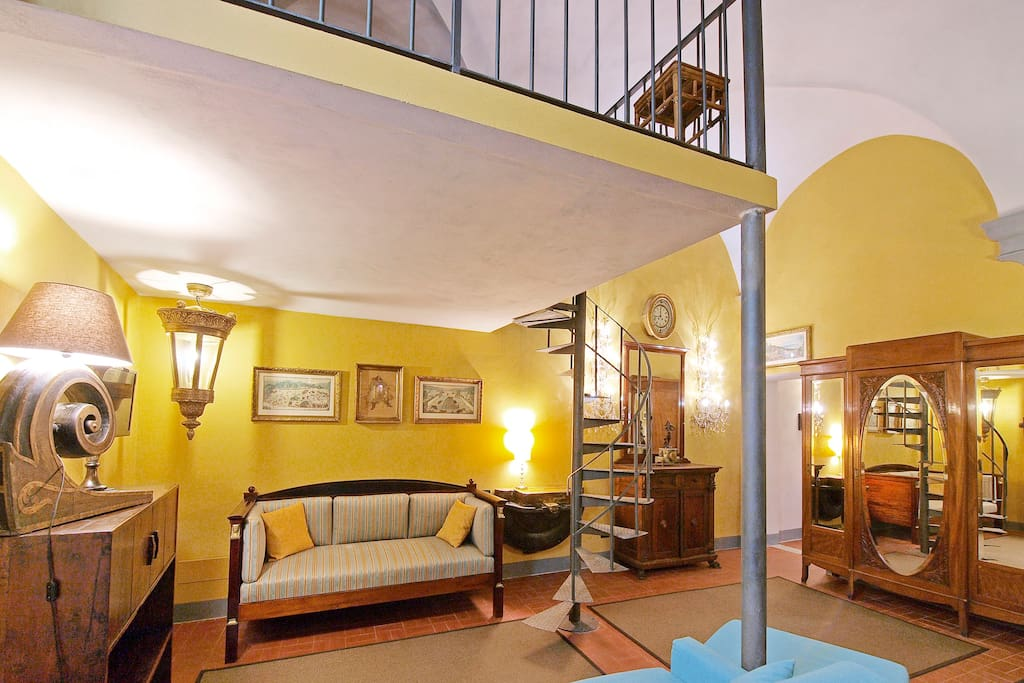 Florence centre Gold Apartment