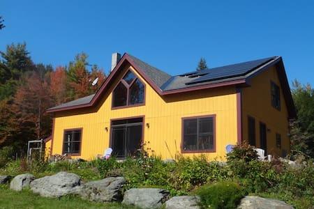 Ski hike stay solar home rm 2 of 2