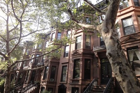 Your home in Brooklyn