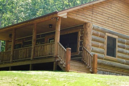Whispering Pines Cabin: Shen Woods