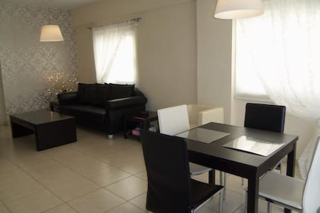 Nicosia apartment HiltonArea -WIFI - Apartment