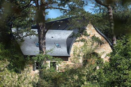 2 chambres+salon ambiance bucolique - Saint-Pierre-Toirac