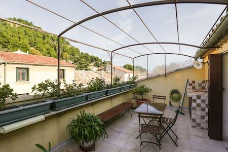 Maison de village Provence Alpilles - Dom
