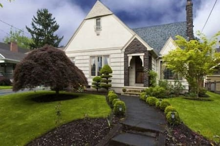 Private Sweet Space in Historic Irvington - Portland - Apartment
