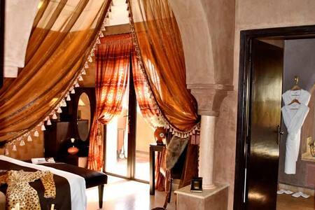 El Amira Riad Al Mendili Kasbah - Wohnung