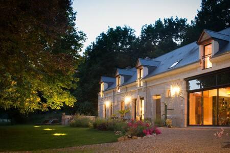 JR Suite, charming B&B Loire Valley - Bed & Breakfast