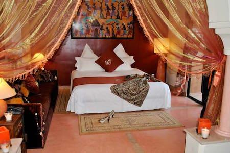 Laila Saida Riad Al Mendili Kasbah - Apartment