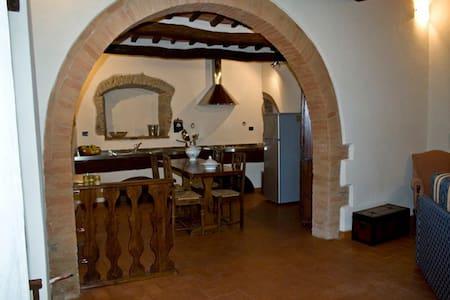 Apartment La Mangiatoia Cortona