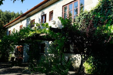 Beautiful apartment in a farmhouse, near Braga - Longos - Wohnung