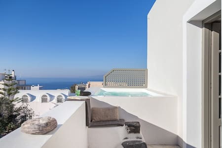 CAPTAIN'S HOUSE IN THE HEART OF OIA - Villa