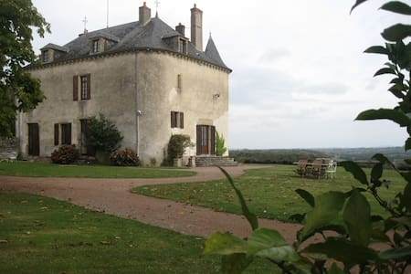 Château de Champallement Bourgogne - Castle