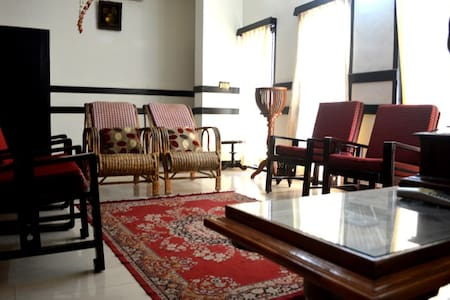 A home in Thiruvananthapuram city  - Casa