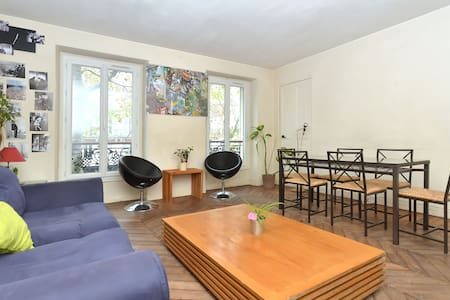 Cosy flat between Pigalle&the canal