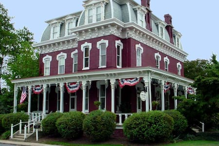 Lovelace Manor Bed and Breakfast - Lancaster