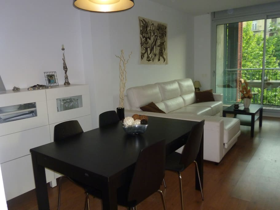 New apartment in the heart of city