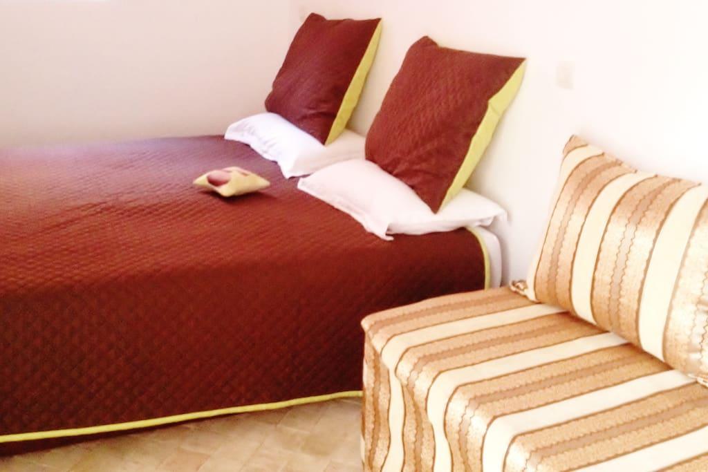 Riad Jemaa El Fna - B&B - room 4