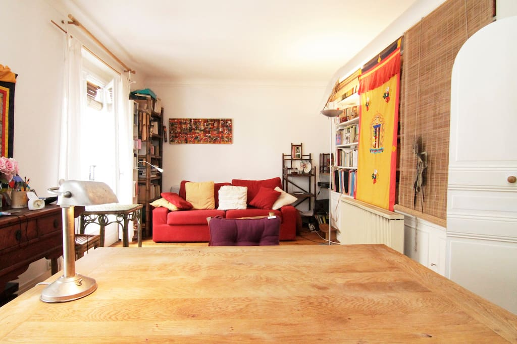CHARMING NEST IN THE HEART OF PARIS