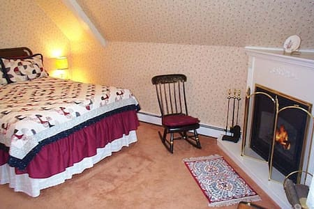 Mary-Francis Suite - Bed & Breakfast