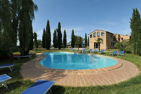 Holiday in Agriturimo near Siena - Buonconvento