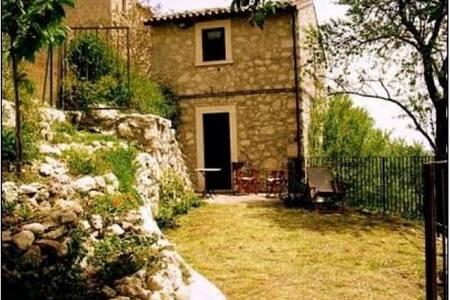 Rocca Calascio - apt 1 - Haus