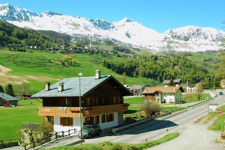 Appto 4 Val d'Ayas (Valle d'Aosta) - Wohnung
