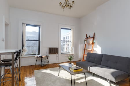 Large Studio for 2 in Williamsburg - Brooklyn - Apartamento