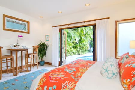 Kailua Beach Studio - Coral Room