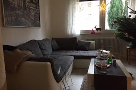 Moderne Wohnung im Kreuzviertel