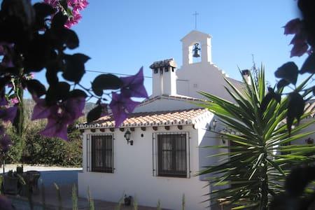 Escuela La Crujia B&B Lemon Room - Vélez-Málaga - Bed & Breakfast
