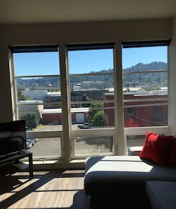Private apt close to the Pearl - Portland - Apartment