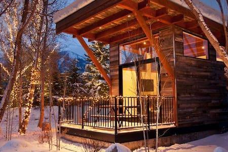 Summer/Ski Cabin with Teton Views - Wilson - Cabaña