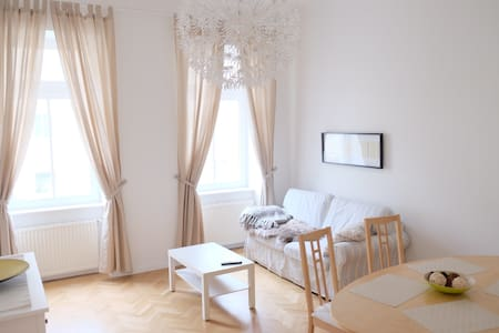 Charming, Bright & Quiet Apartment - Vienna - Appartamento