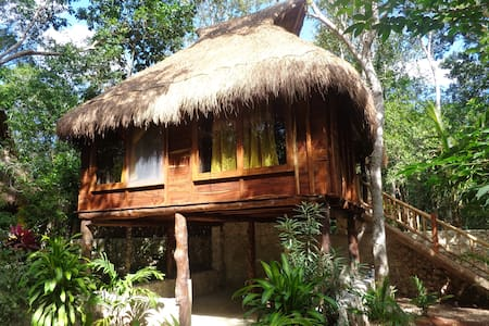 Chalet in the Jungle