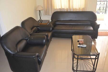 Pool facing one bedroom apartment @ Calangute - North Goa - Apartment
