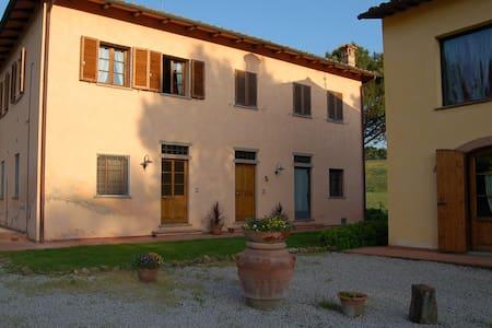casavacanze bretulla app. 2+2 grand - Montespertoli - Apartmen