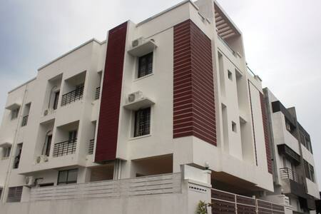 Vacation rentals Chennai ECR Beach  - Lakás