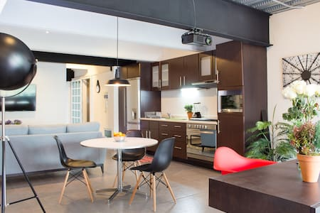 Trendy Suite W/ Terrace in POLANCO
