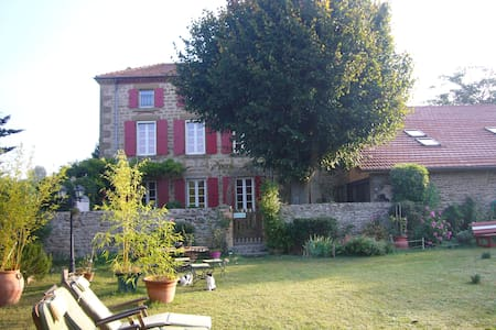 les 7 semaines (7 couchages) - Bed & Breakfast