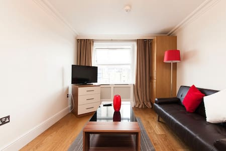 Amazing 1 Bed Near All Museums U13