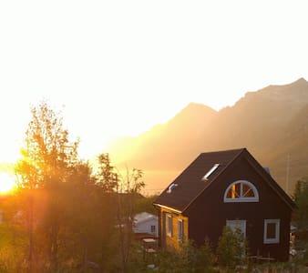 Cabin for retreat and adventure - Casa