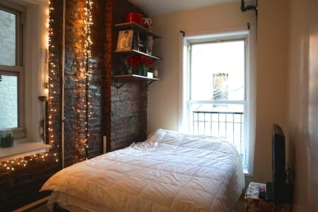 COMFY/COZY ROOM IN WILLIAMSBURG - Brooklyn - Apartment