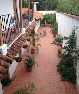 Casa Colonial en Albarrada