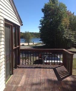 Lake view access - Tobyhanna - Hus
