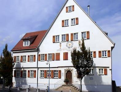 helles, schönes Zimmer, 17 qm - Filderstadt - Wohnung
