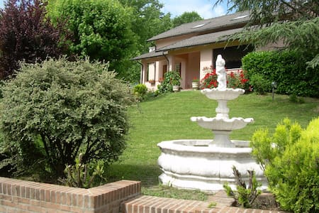 B&B La gatta che ronfa, la natura  - Bed & Breakfast