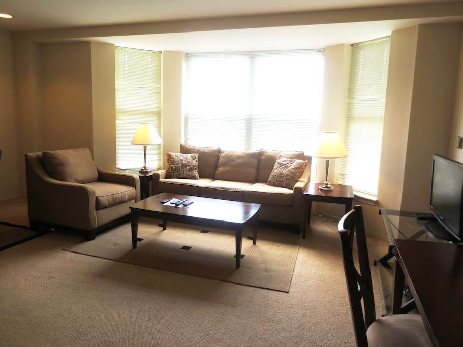 [1125-1] Furnished 1BR Landmark Sq.